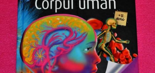 Corpul uman, editura Larousse