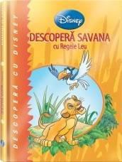 descopera savana cu regele leu