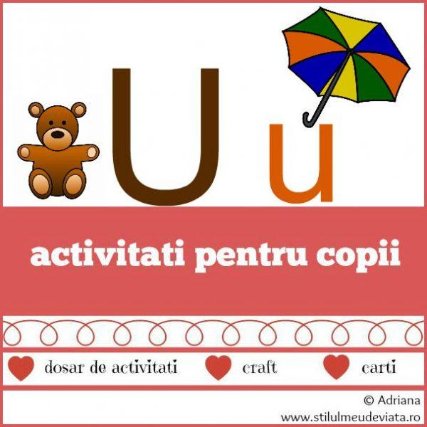 litera U