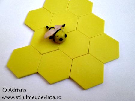 fagure din piese tangram