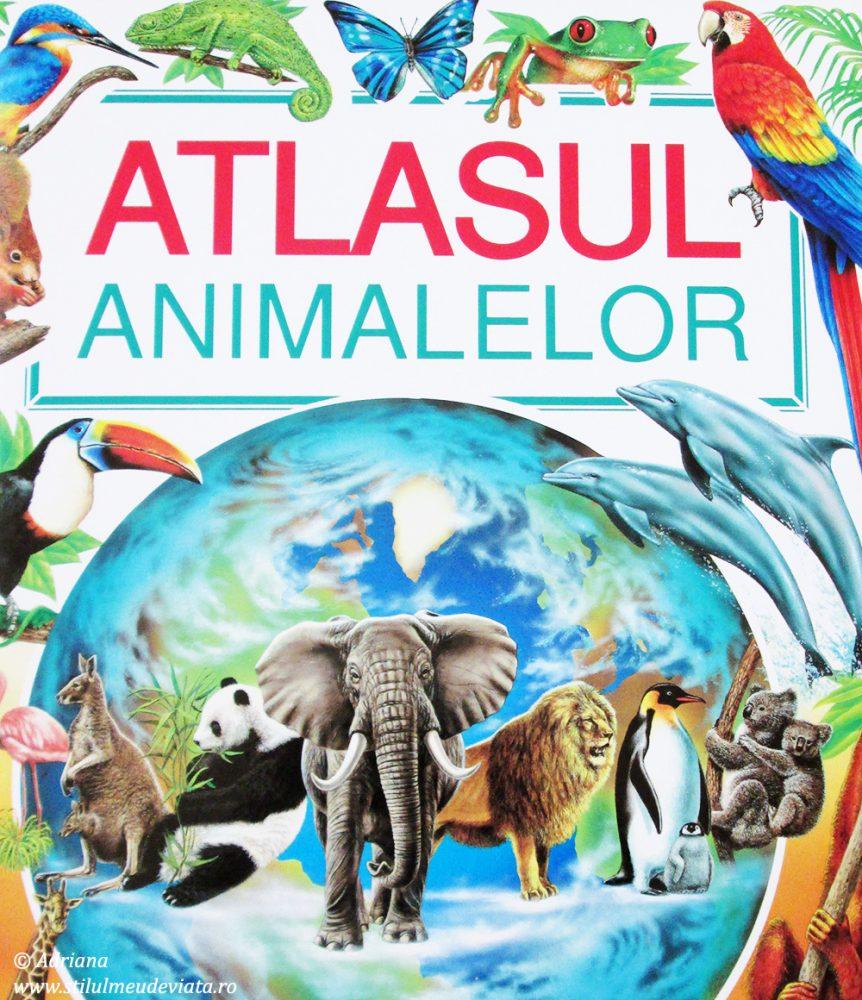 Altasul animalelor, editura Corint Junior