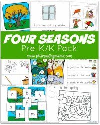 Four Seasons Pack