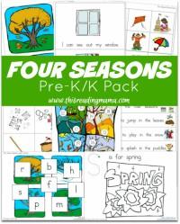 Four Seasons Pack