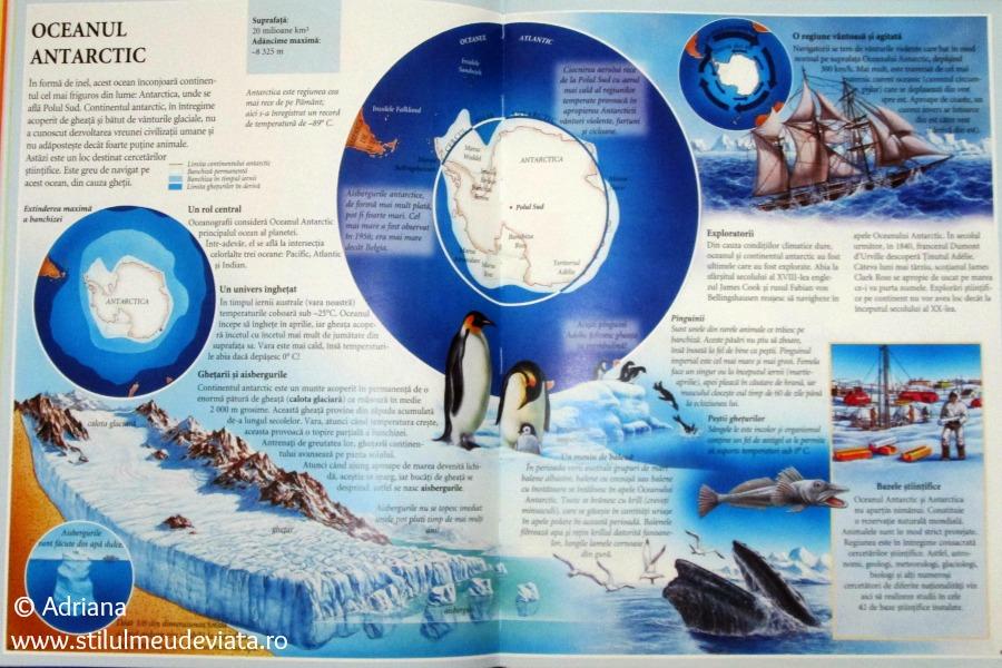 oceanul antarctic