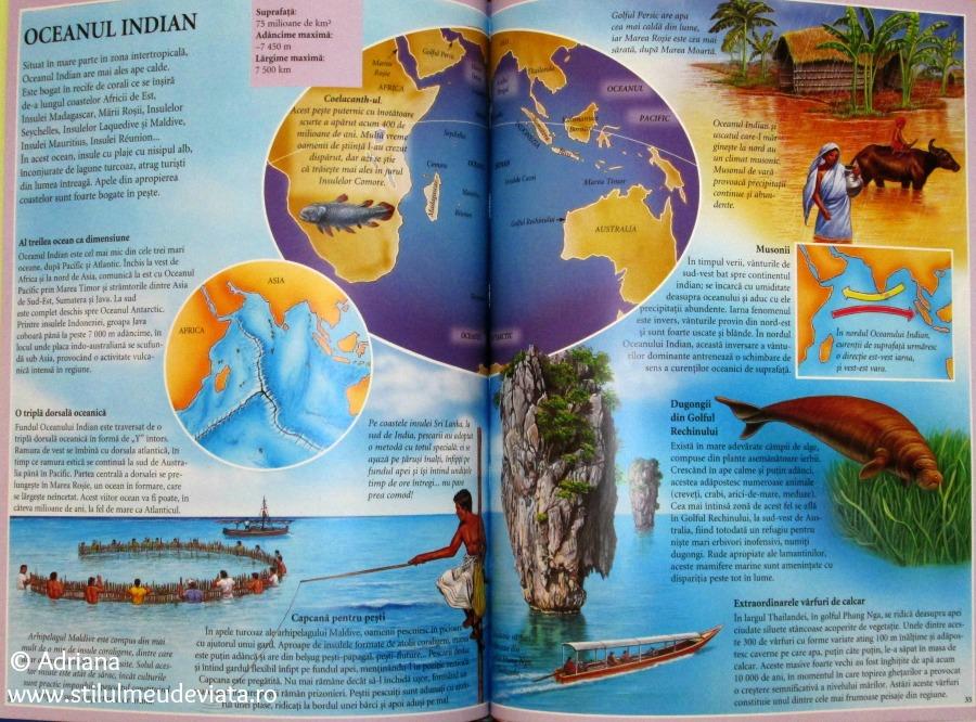 oceanul indian
