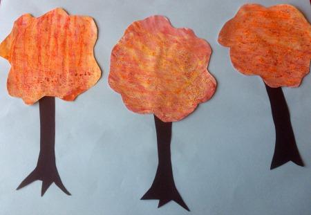 copaci toamna