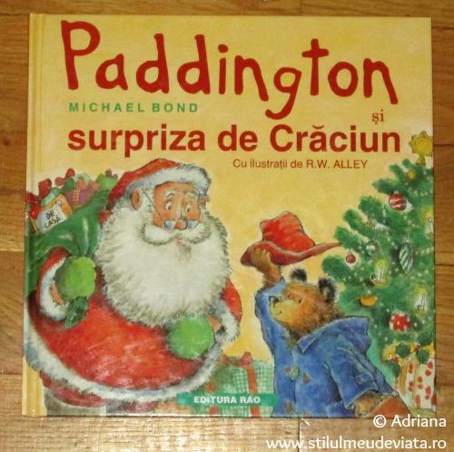 Paddington si surpriza de Craciun