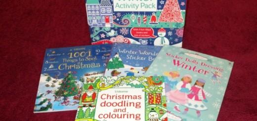 Winter Activity Pack, editura Usborne