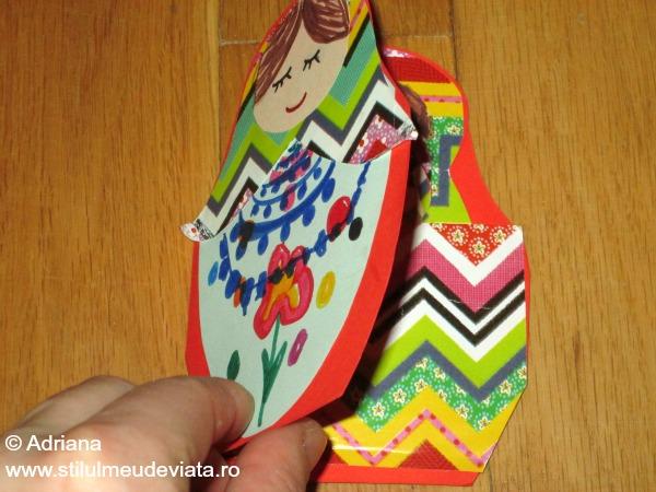 craft papusi Matrioska