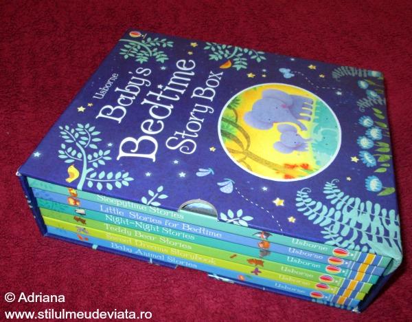 Baby's Bedtime Story Box