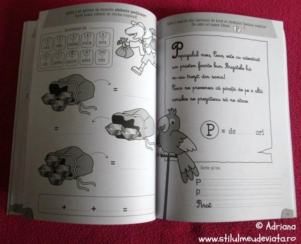 80 de pagini de activitati amuzante cu dragoni