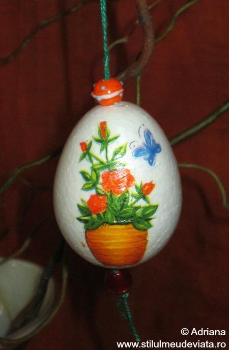 ou, tehnica servetelului