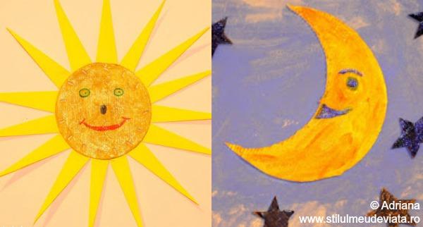 soare, luna si stele