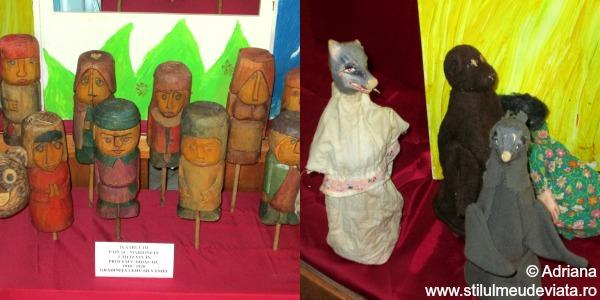 marionete pentru teatrul de papusi