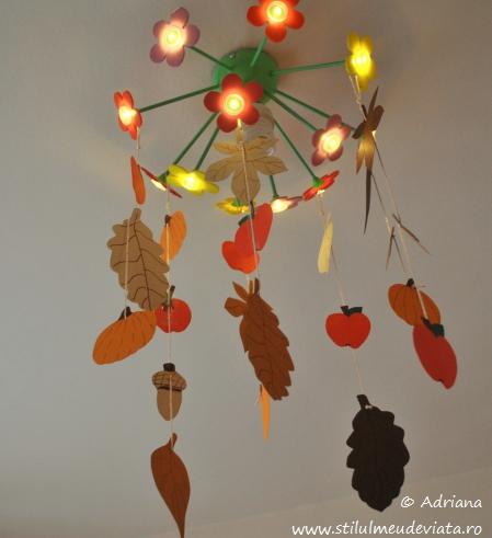 ghirlanda, decoratiune de toamna