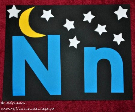 N, noapte