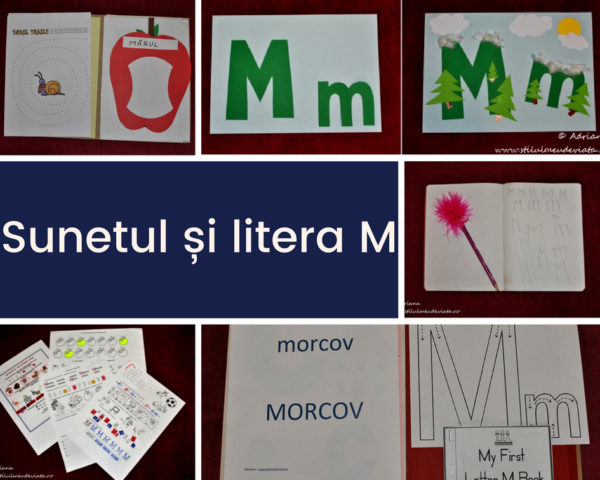 Sunetul și litera M