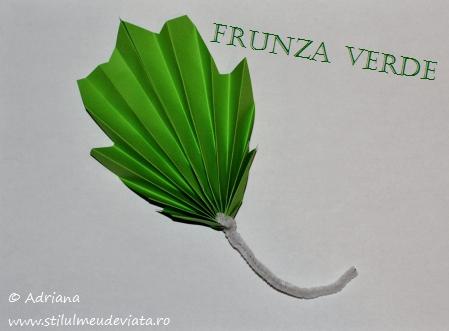 frunza verde
