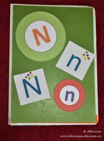 litera N, dosar de activitati
