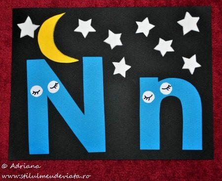 n de la noapte