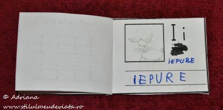 litera I - iepure