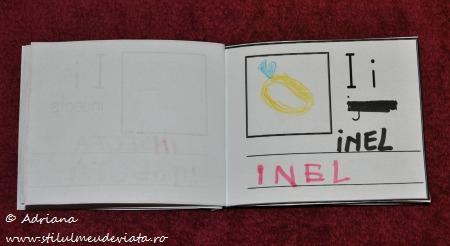 litera I - inel