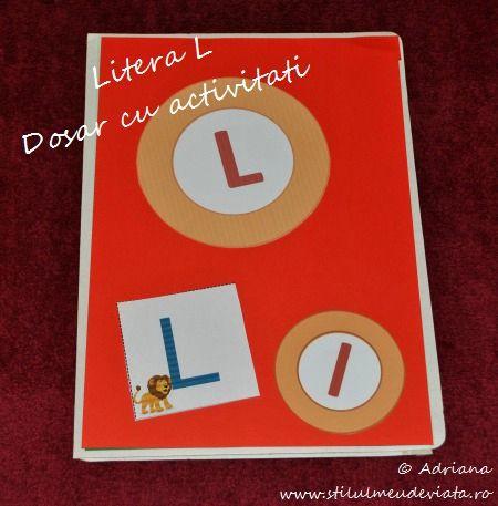 Litera L, dosar cu activitati