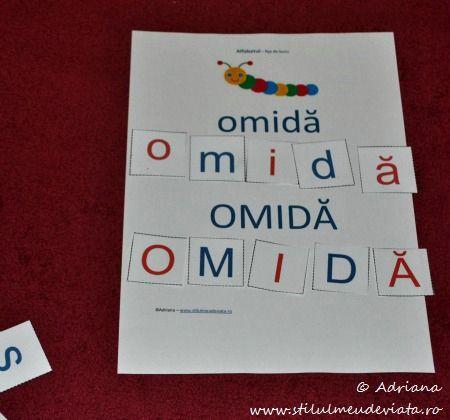 litera O, omida