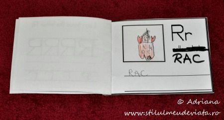 Litera R de la RAC