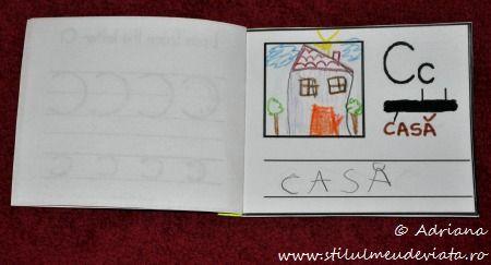 litera C de la CASA