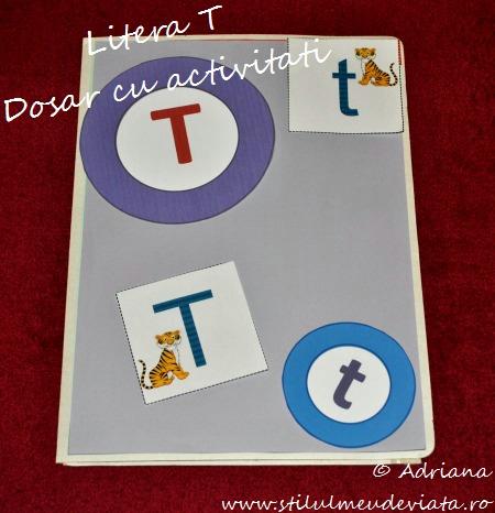 Litera T, dosar de activitati