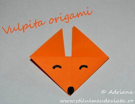 vulpita origami