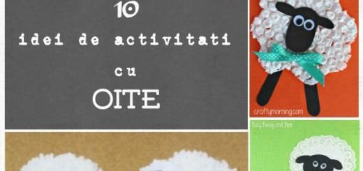 10 idei de activitati cu oite