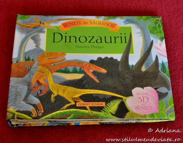 Dinozaurii, Sunete din salbaticie