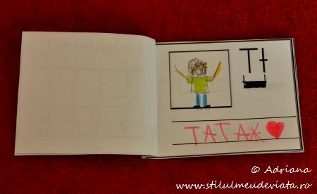 litera T de la TATA