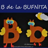 litera B de la BUFNITA