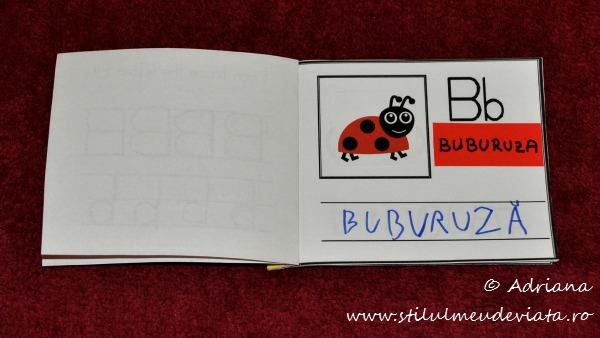 B de la BUBURUZA