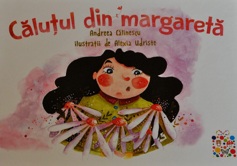 Căluțul din margaretă, editura Cartea Copiilor