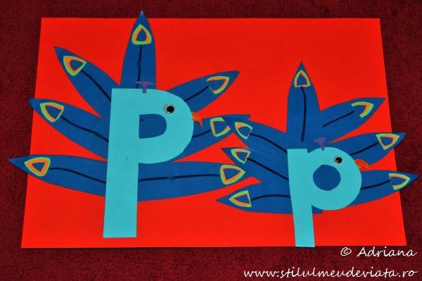 litera P de la PĂUN