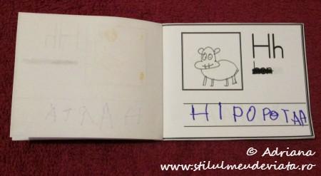 H de la HIPOPOTAM