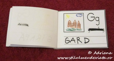litera G de la GARD