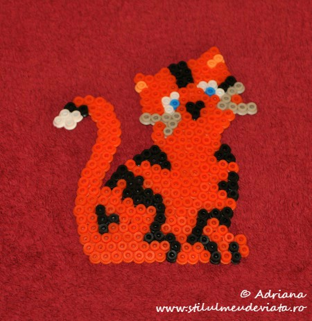 pisicuta, margele termoadezive