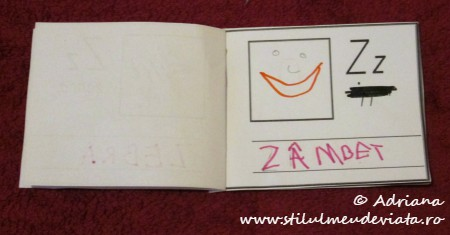 litera Z de la ZAMBET