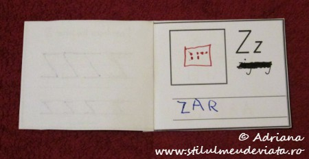 litera Z de la ZAR