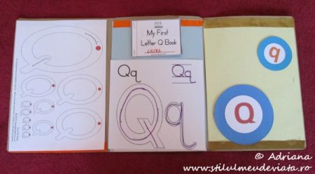 Litera Q, dosar cu activități
