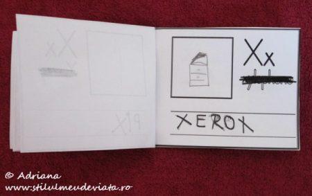 X de la XEROX
