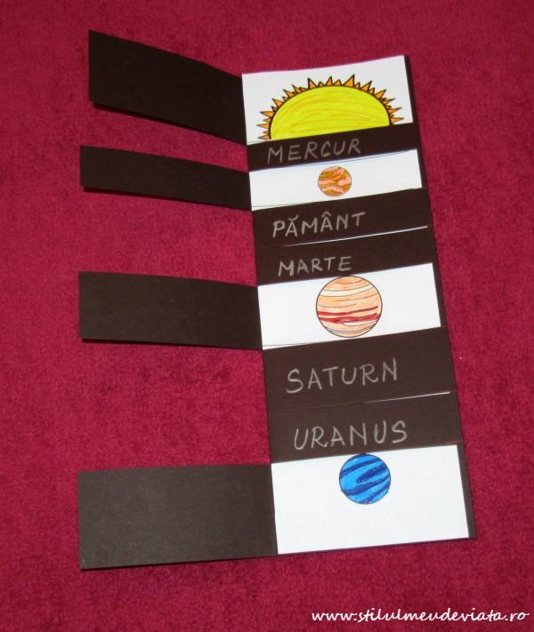SISTEMUL SOLAR - Planetele