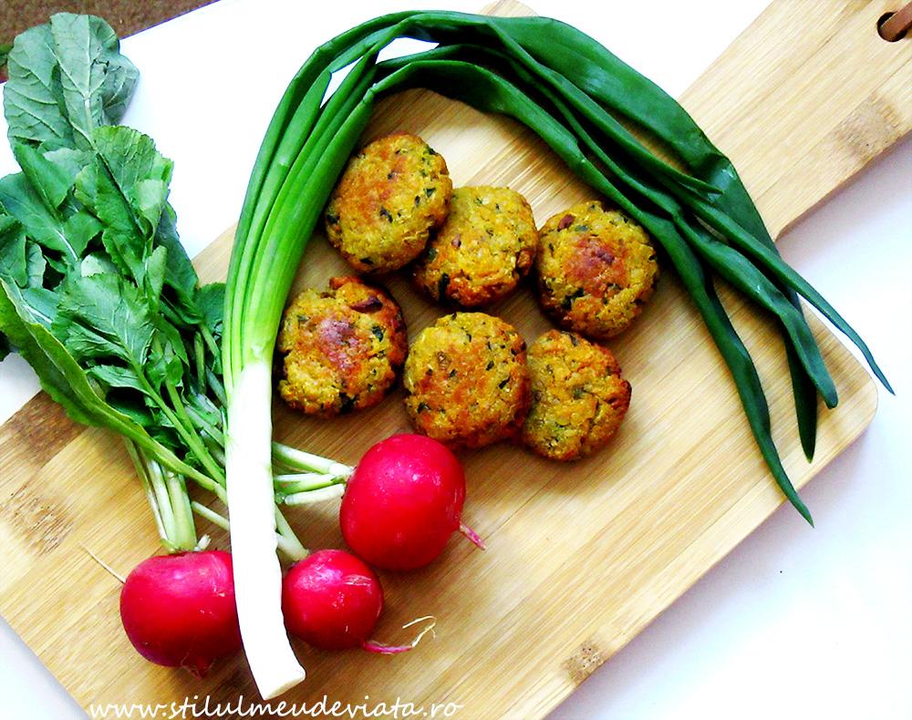 chiftele de legume