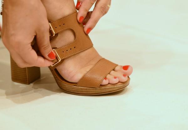 sandale casual de la CCC