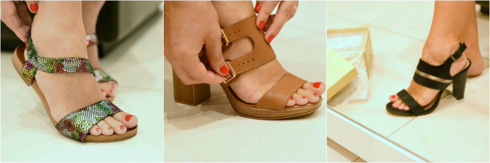 sandale la modă